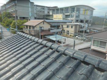 高知市 F様邸 棟の積み直し修繕事例