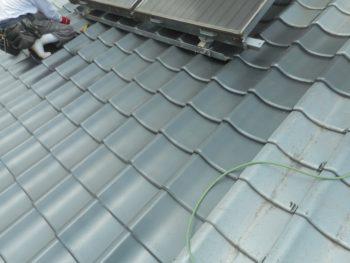 高知市 H様邸 屋根部分葺き替え修理事例